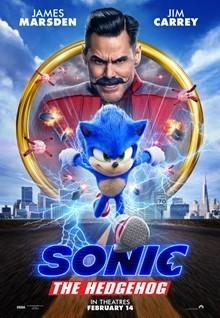 Соник в кино - Sonic the Hedgehog (2020) HDRip